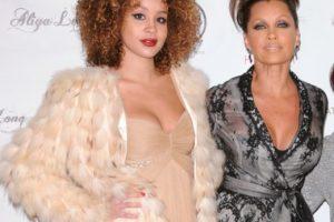 7. Jillian Hervey es una de las hijas de la actriz y modelo Vanessa Williams. Foto:vía Getty Images