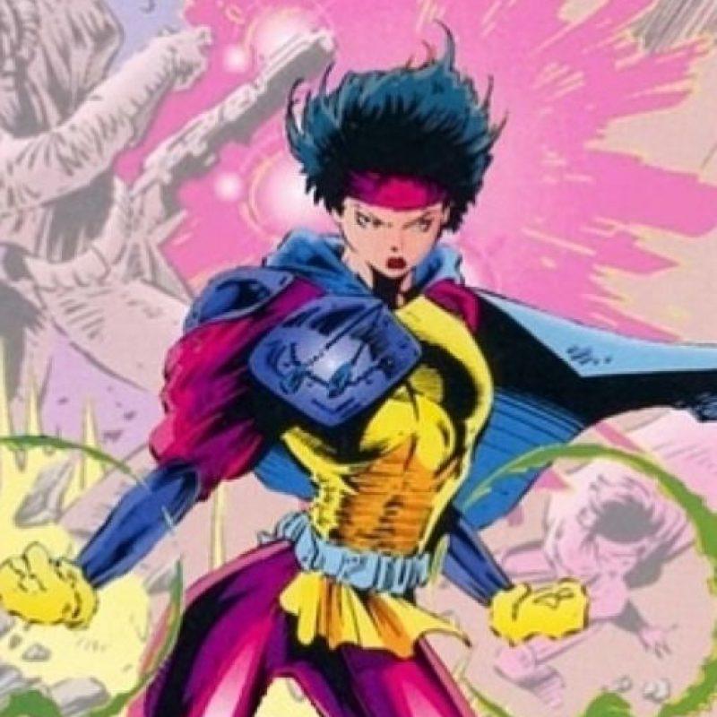 """En su defensa hay que decir que alguna vez salvó a """"Wolverine"""" y que hace explotar energía. Foto:vía Marvel"""