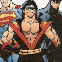 """""""Vibe"""" es de origen latino y le gusta el breakdance. De hecho ese es su superpoder. Foto:vía DC Cómics"""