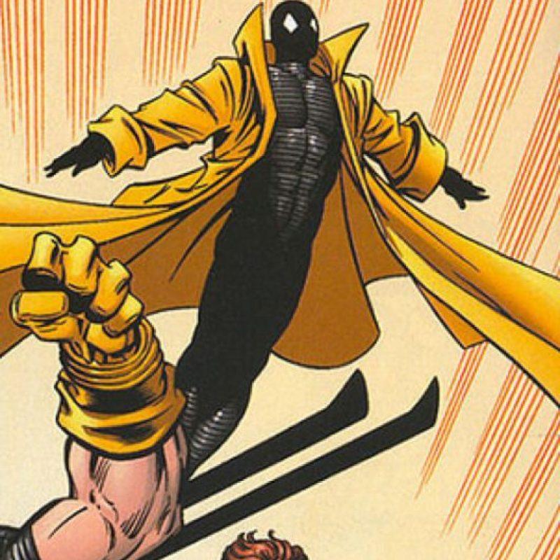 """""""Doorman"""" tiene la habilidad de teletransportar a la gente de puerta a puerta. Foto:vía Marvel Cómics"""