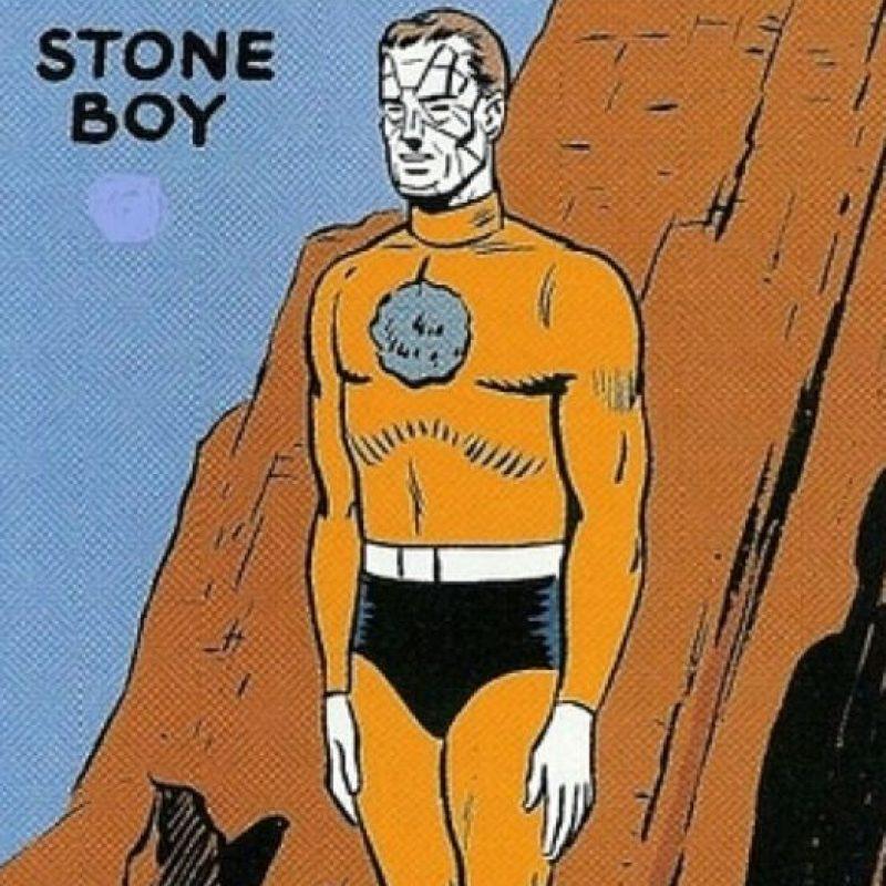 Es tan inútil su poder, que ahora está en la Legión de Héroes Sustitutos. Foto:vía DC Cómics
