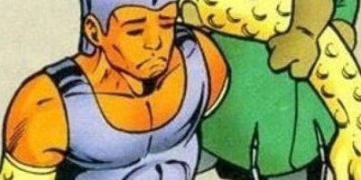 Apareció en los años 80 y nunca más. Foto:vía DC Cómics