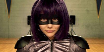 Y la actriz que la interpreta, Chloë Moretz, tuvo que entrenar duro para poder personificarla. Foto:vía Universal Studios