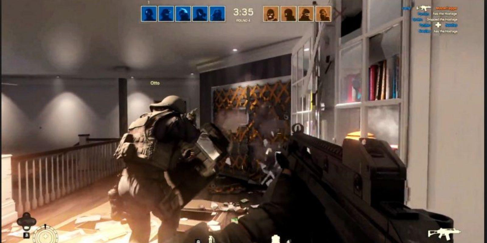 """Este es parte del """"gameplay"""" del juego Foto:Ubisoft"""
