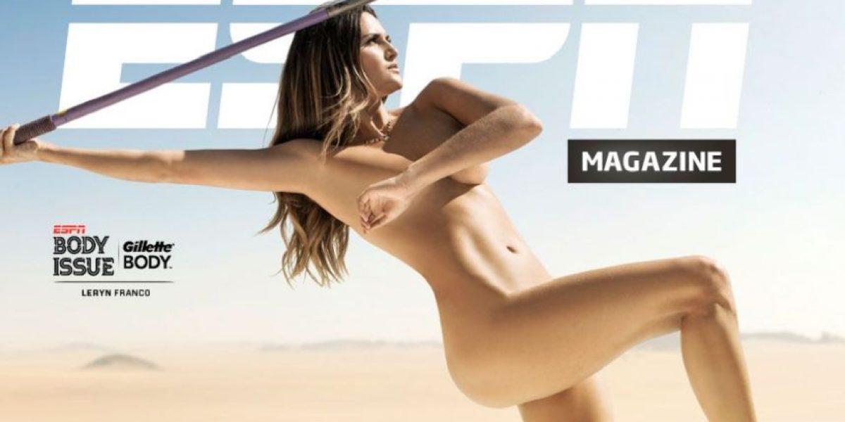 Estos son los atletas latinos que posaron sin ropa para