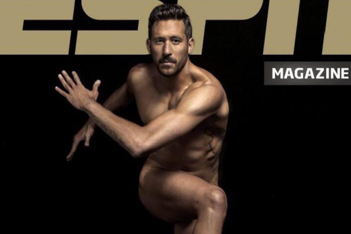 Jonás Gutiérrez Foto:ESPN
