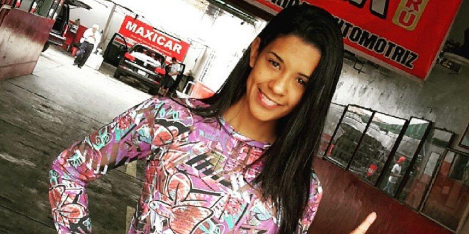 Exvoleibolista y modelo peruana Foto:Vía instagram.com/r_miranda28