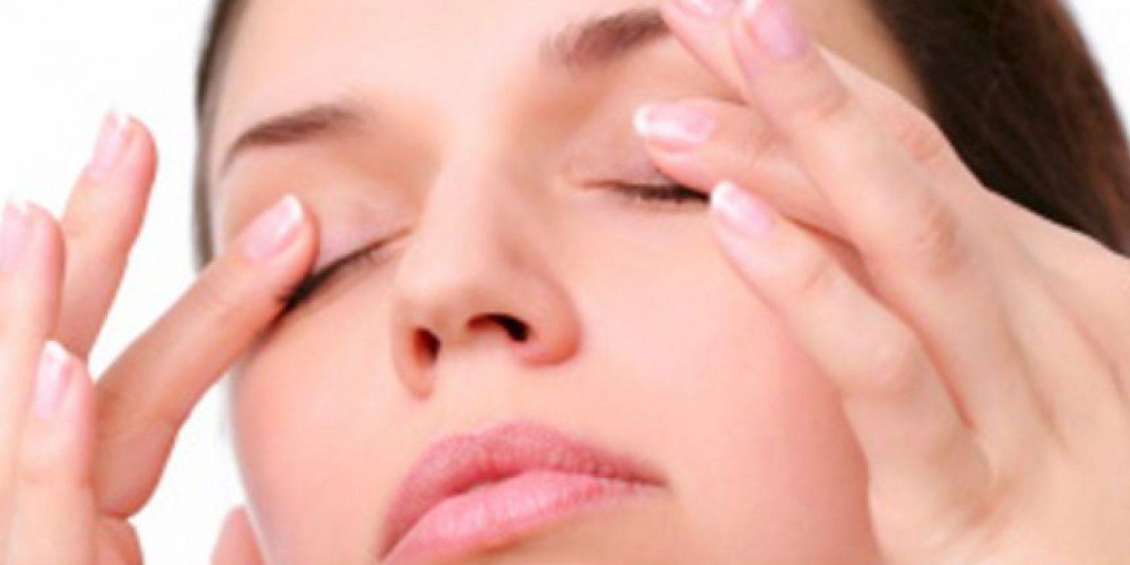 Los ojos cansados se producen también por estrés, ansiedad y depresión. Foto:vía Getty Images