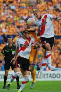 """Los """"Millonarios"""" también se ven favorecidos por haber empatado en el partido de ida como visitantes Foto:Vía twitter.com/CAROficial"""
