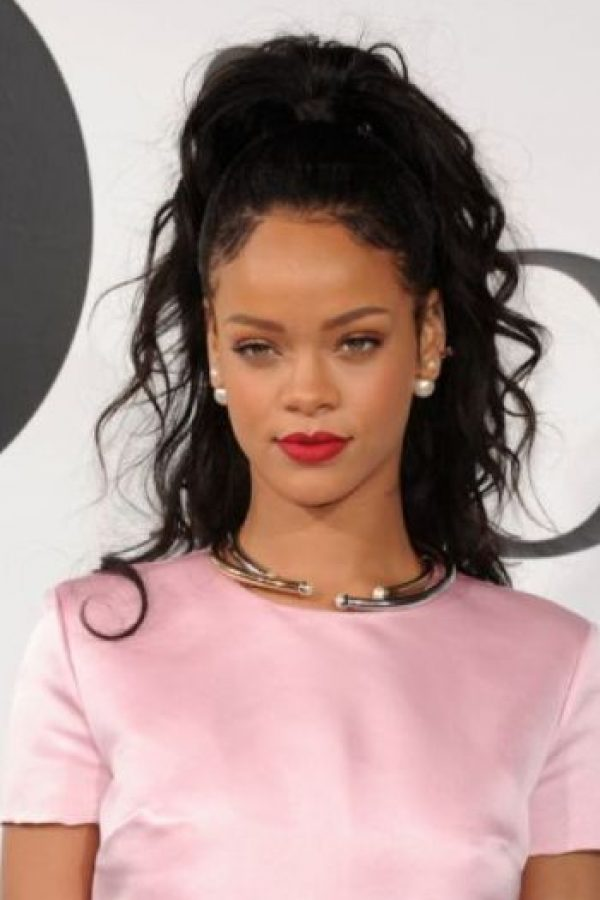 Rihanna. Foto: vía Getty Images