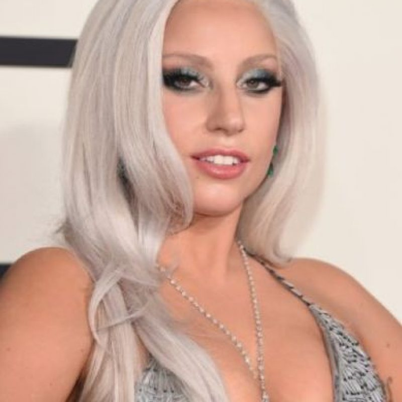 Lady Gaga Foto: vía Getty Images