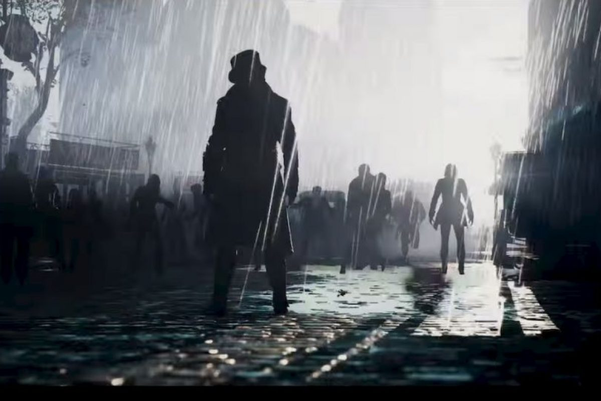 "En el relato también se escucha: ""Si se le roba a un rico es un crimen, si se le roba a un pobre, se capitaliza"" Foto:Ubisoft"