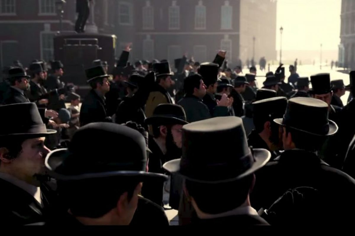 """""""Tenemos que luchar por la justicia, luchar por sobrevivir"""" Foto:Ubisoft"""