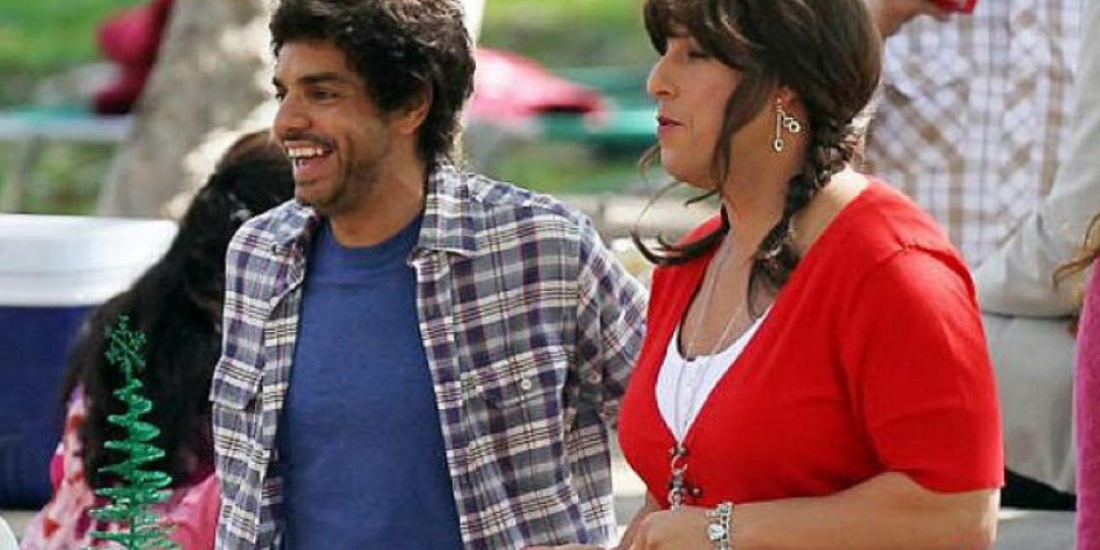 """1. En """"Jack y Jill"""" hacía de los dos gemelos protagonistas. Los dos, personajes fastidiosos y repelentes. Foto:vía Columbia Pictures"""