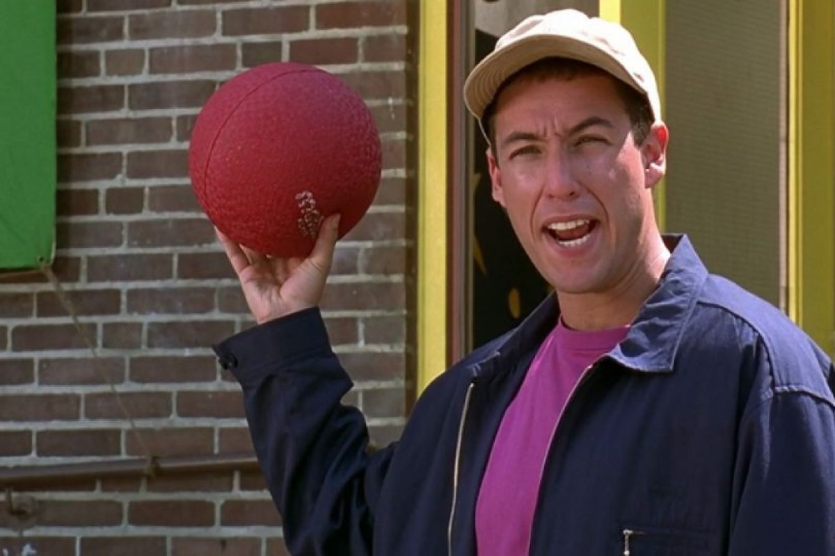 """6. """"Billy Madison"""". Foto:vía Universal Pictures"""