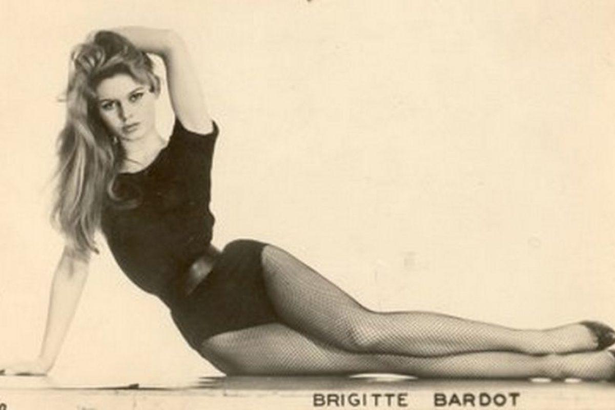 Briggitte Bardot Foto:Tumbrl