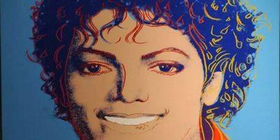 """El fallecido """"Rey del Pop"""" fue inmortalizado por Warhol. Foto:Flickr"""