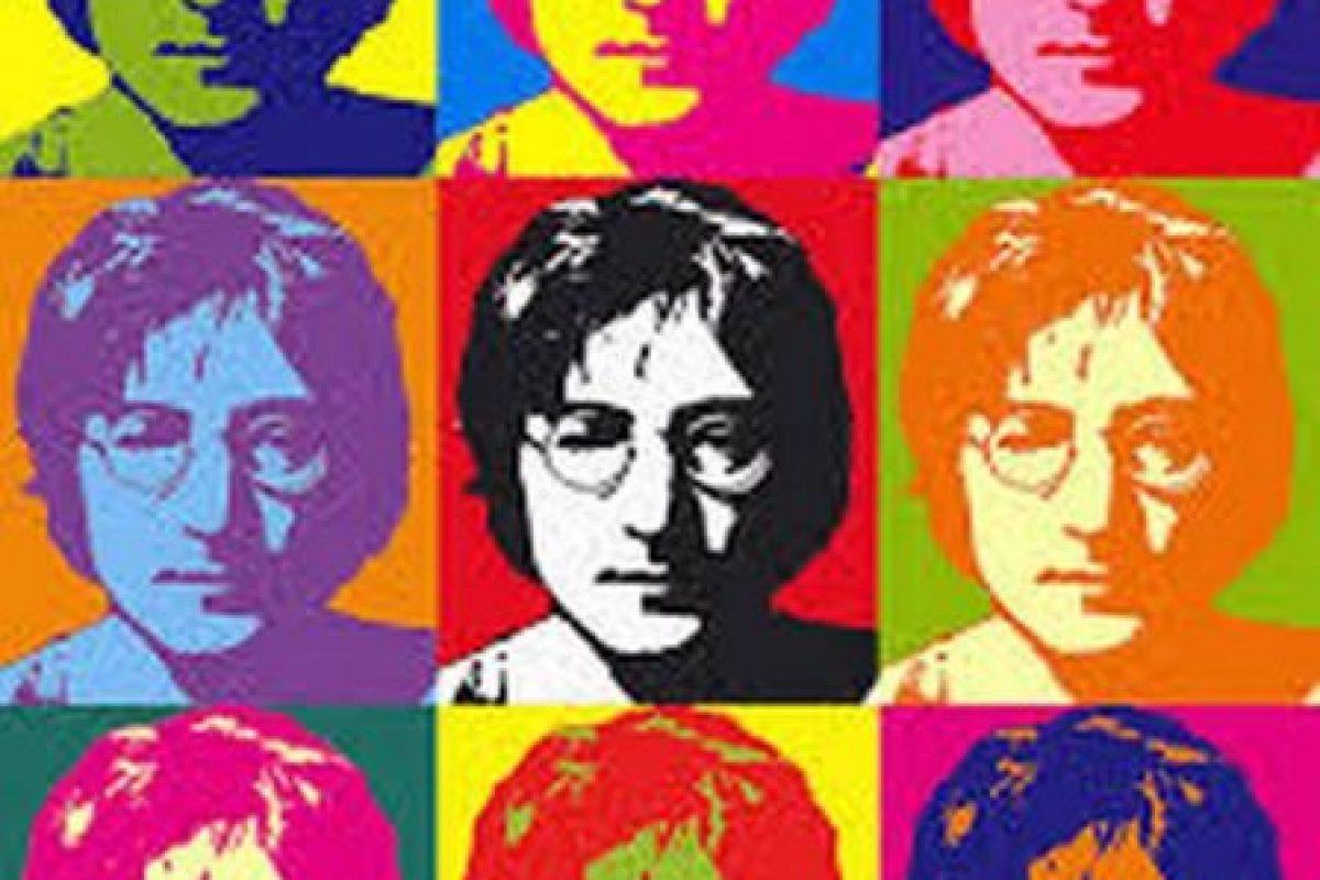 El ex Beatle al estilo Warhol Foto:Flickr