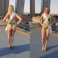 Fernanda Paulino de Mato Grosso. Foto:Vía instagram.com/fernandapaulinooficial