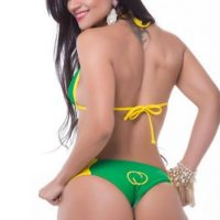 Jennifer Camacho de Rondonia. Foto:Vía instagram.com/m2jeny