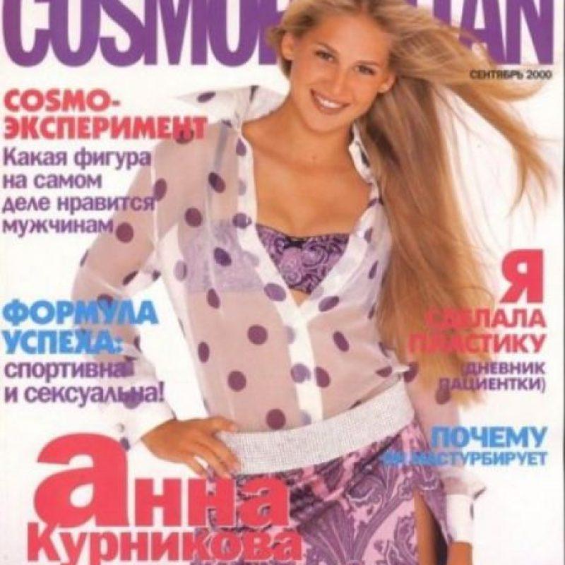 La extenista rusa nunca se consolidó en las pistas Foto:instagram.com/annakournikova