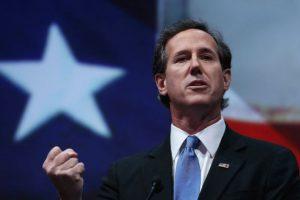 Rick Santorum Foto:Getty Images