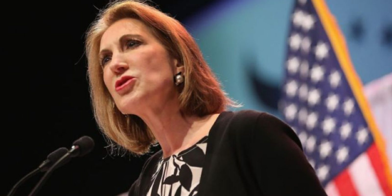 Carly Fiorina Foto:Getty Images
