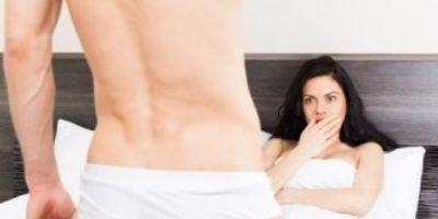 Investigadores británicos han determinado cuáles deben ser las medidas normales del miembro sexual masculino. Foto:vía Getty Images