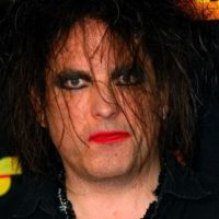 "Fue un toque que el vocalista de ""The Cure"", Robert Smith quiso adquirir. Foto: Getty Images"