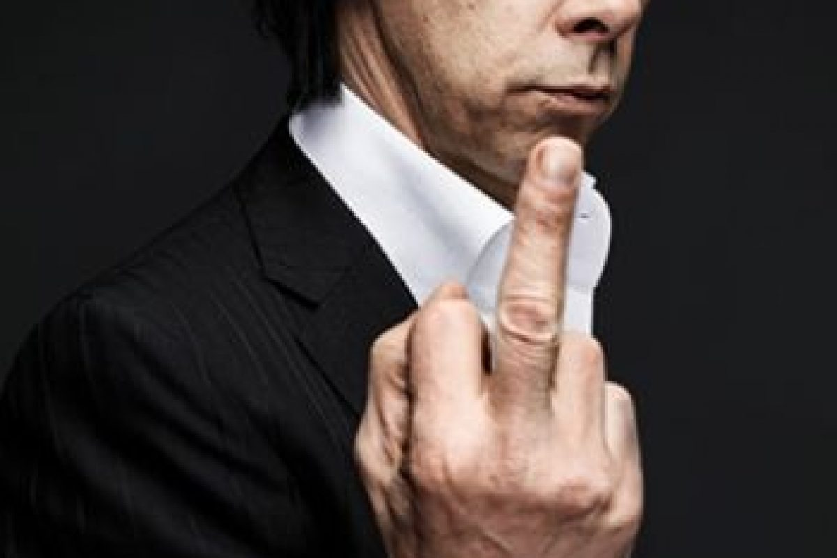 Nick Cave Foto:Tumblr