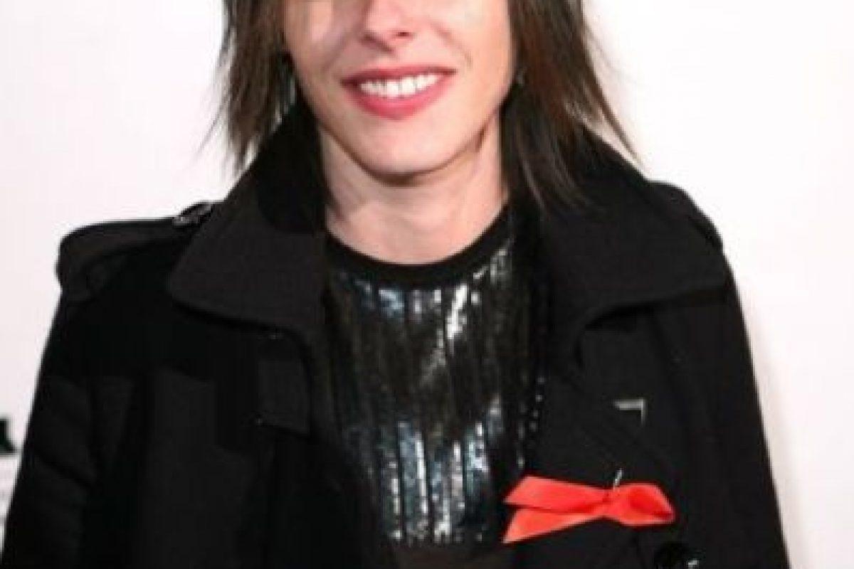 9. Kate Moennig. La actriz norteamericana también gusta de este look. Foto:Getty Images