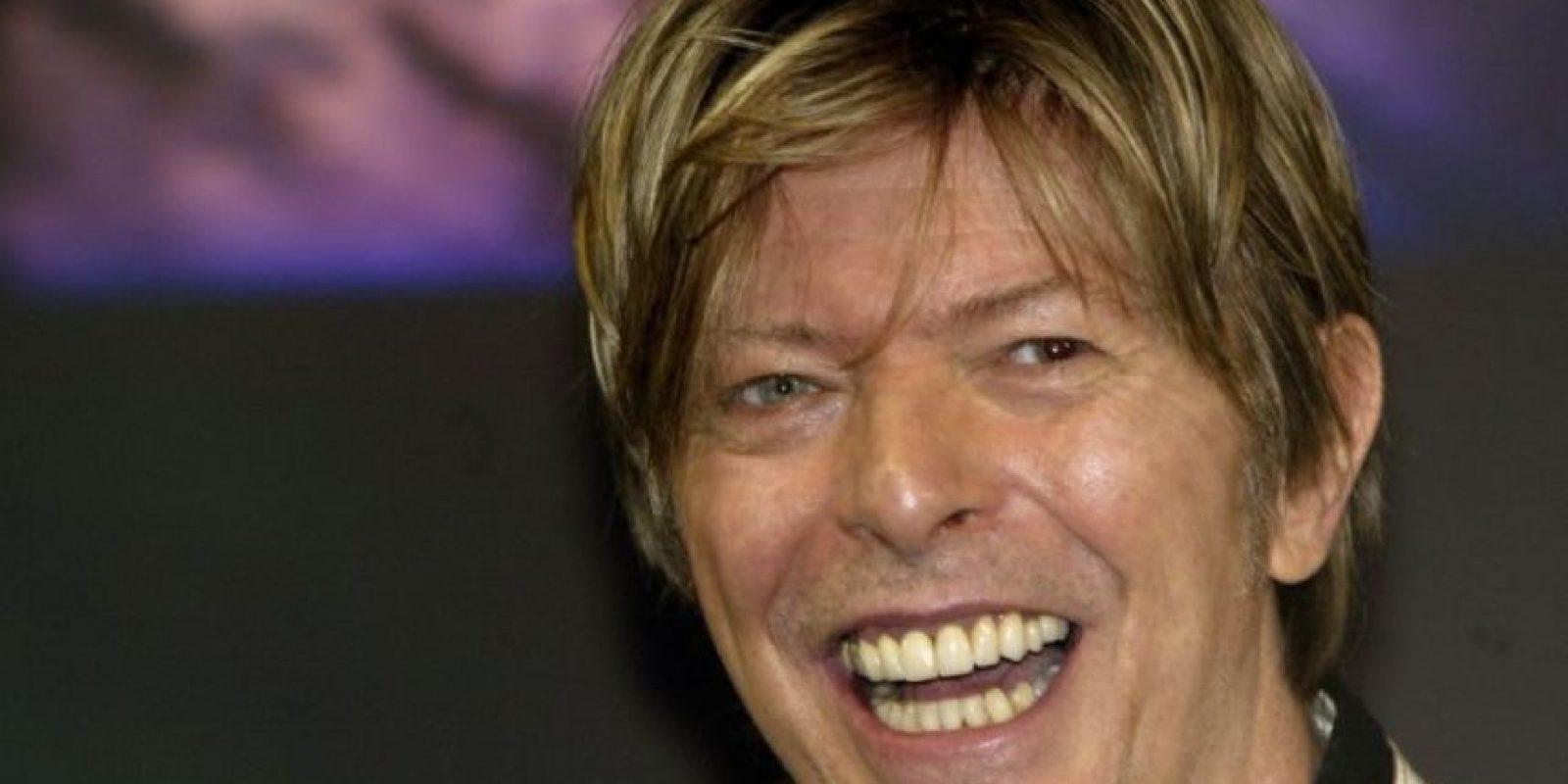 """No por algo escribió una canción que lleva su nombre """"Andy Warhol"""". Foto:Getty Images"""