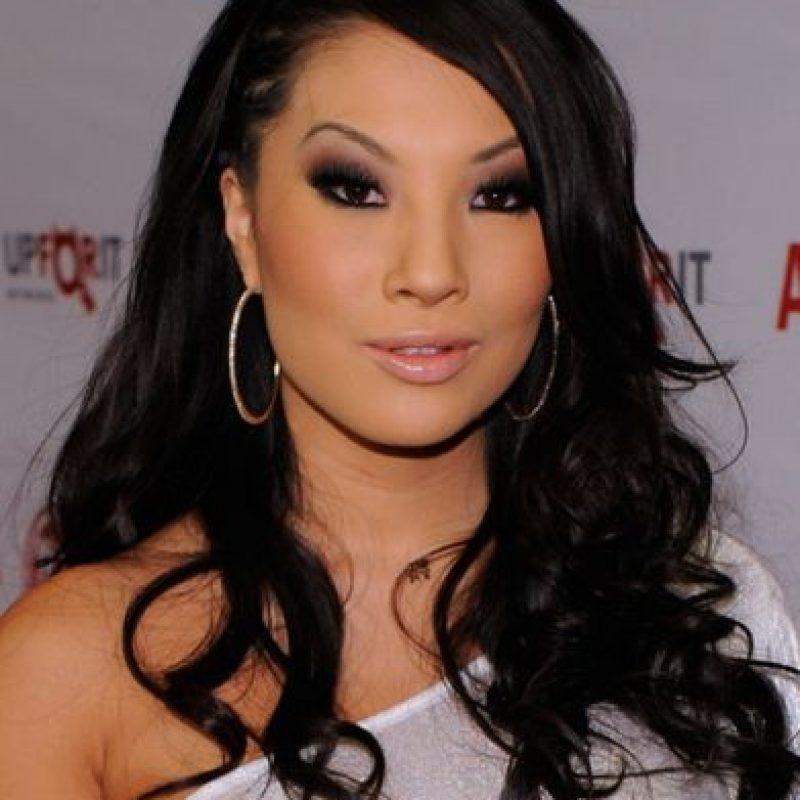 4.- Asa Akira es una actriz porno y modelo japonesa/estadounidense Foto:Wikicommons
