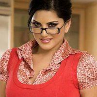 8.- Sunny Leone es el nombre artístico de Karenjit Kaur Vohra, una modelo de glamour y actriz porno canadiense Foto:Wikicommons