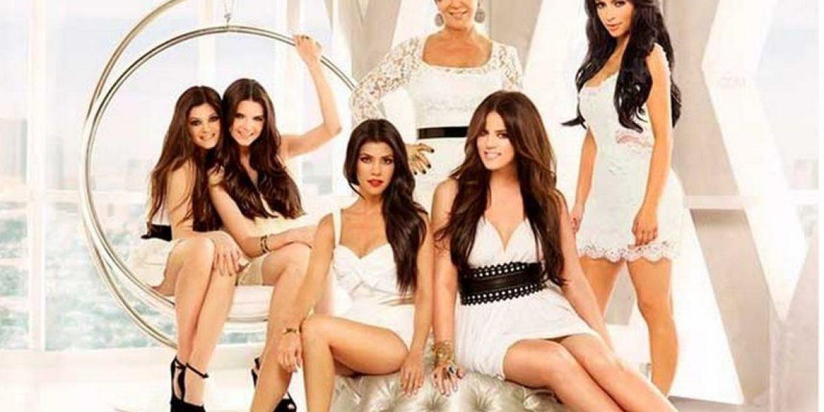 Así se ven las Kardashian como princesas de Disney