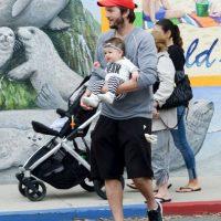 La pequeña Wyatt tiene 8 meses Foto:Grosby Group