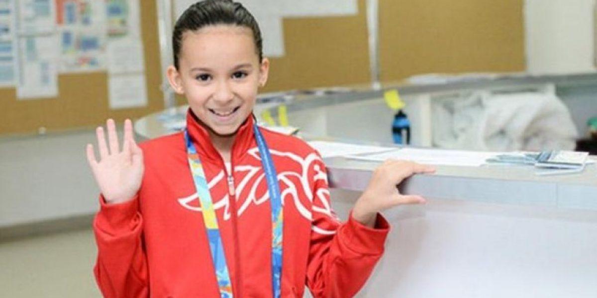 Con 10 años esta pequeña hará lo que ningún atleta ha conseguido a su edad