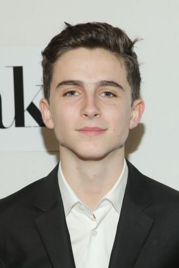 "Timothée Chalamet – ""Harry Osborn"" Foto: Getty Images"
