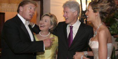 El tuit que Donald Trump borró sobre Hillary Clinton