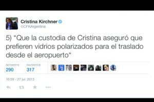 Foto:Twitter.com/CFKArgentina