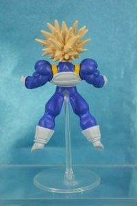 Este juguete de Trunks del Futuro en la saga de Cell. Foto:vía Bootleg DBZ Merchandise/Tumblr