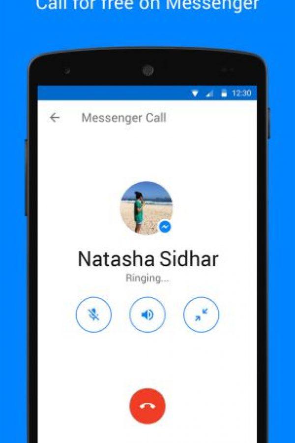 Separación de Messenger y Facebook. Ahora podrán gozar de esta app de mensajería sin tener cuenta en la red social Foto:Facebook