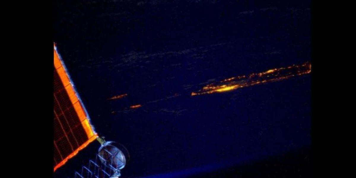 FOTOS: Así se ve América Latina desde el espacio