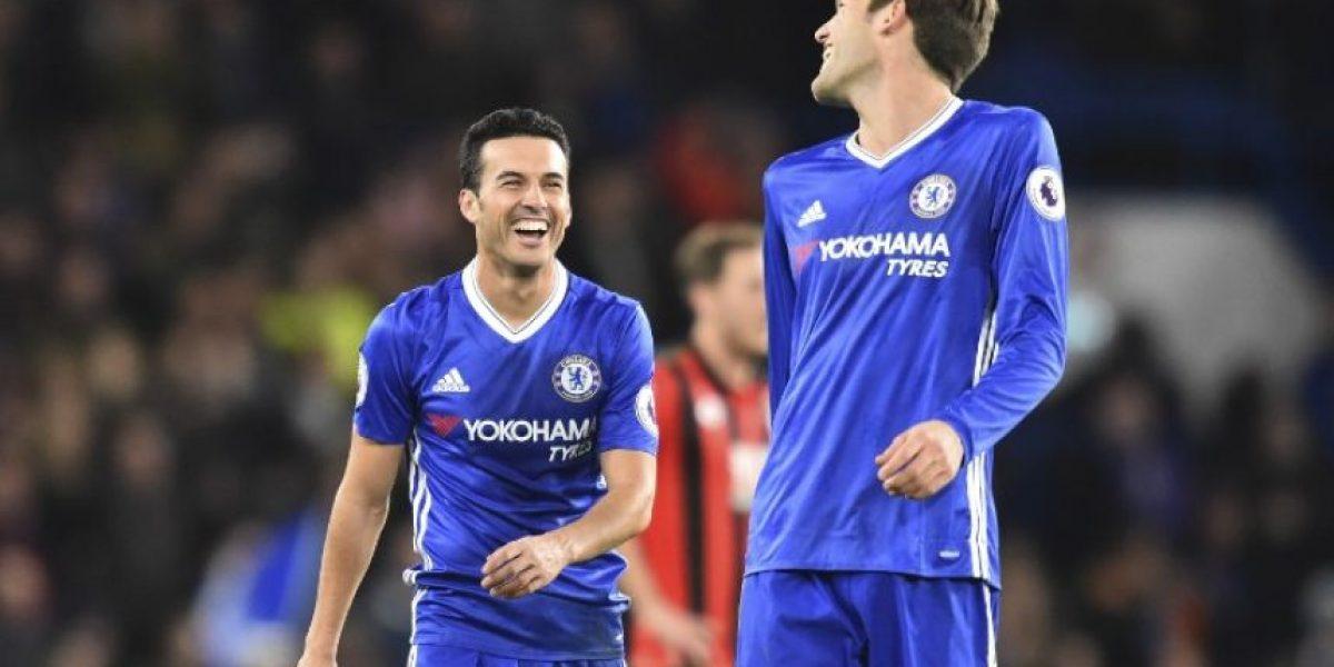 ¿A cuántas victorias al hilo llegó el Chelsea, líder de la Premier?