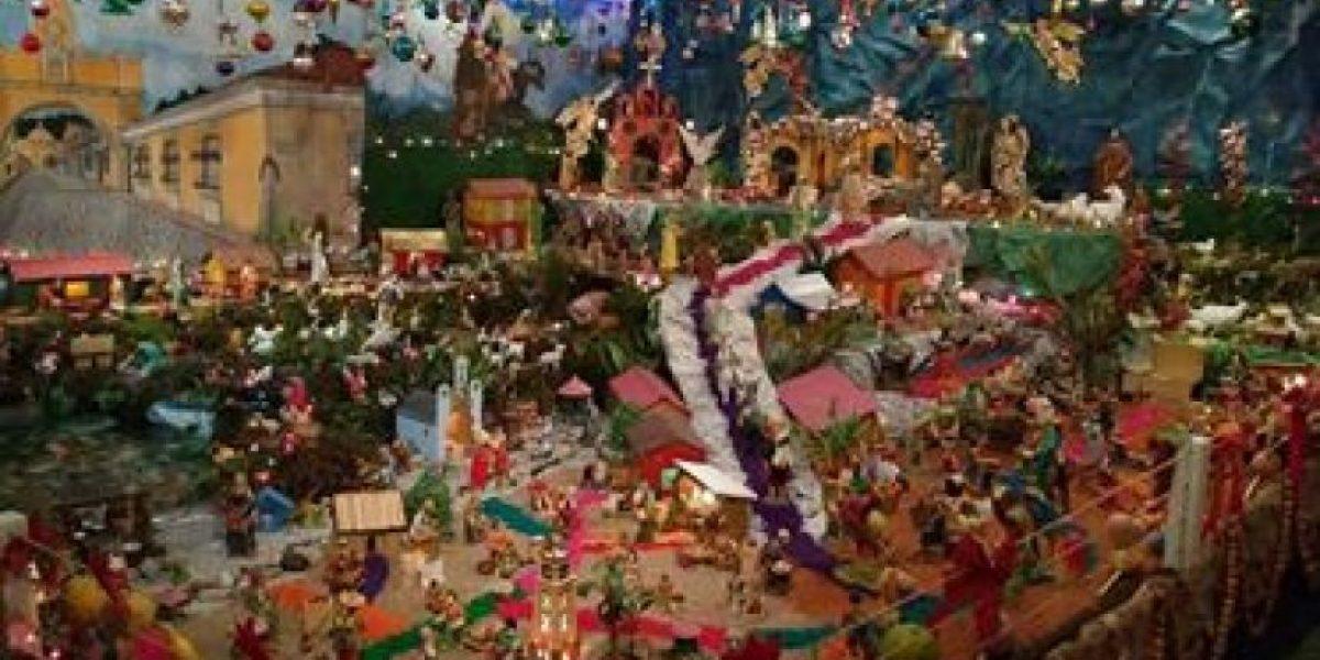 El increíble nacimiento que una familia guatemalteca realiza desde hace 40 años