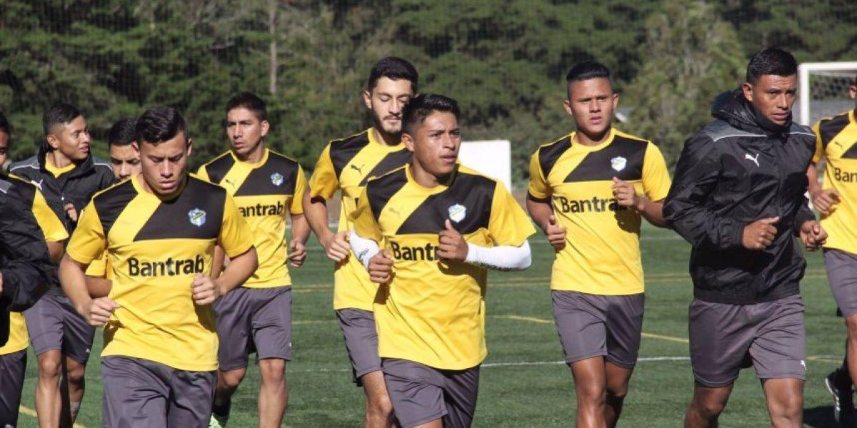 Los cremas inician su actividad de cara al Torneo Clausura 2017