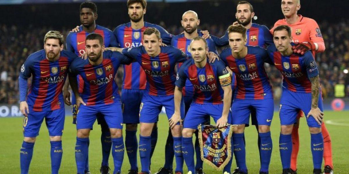 Leyenda del Barcelona, dispuesto a renovar