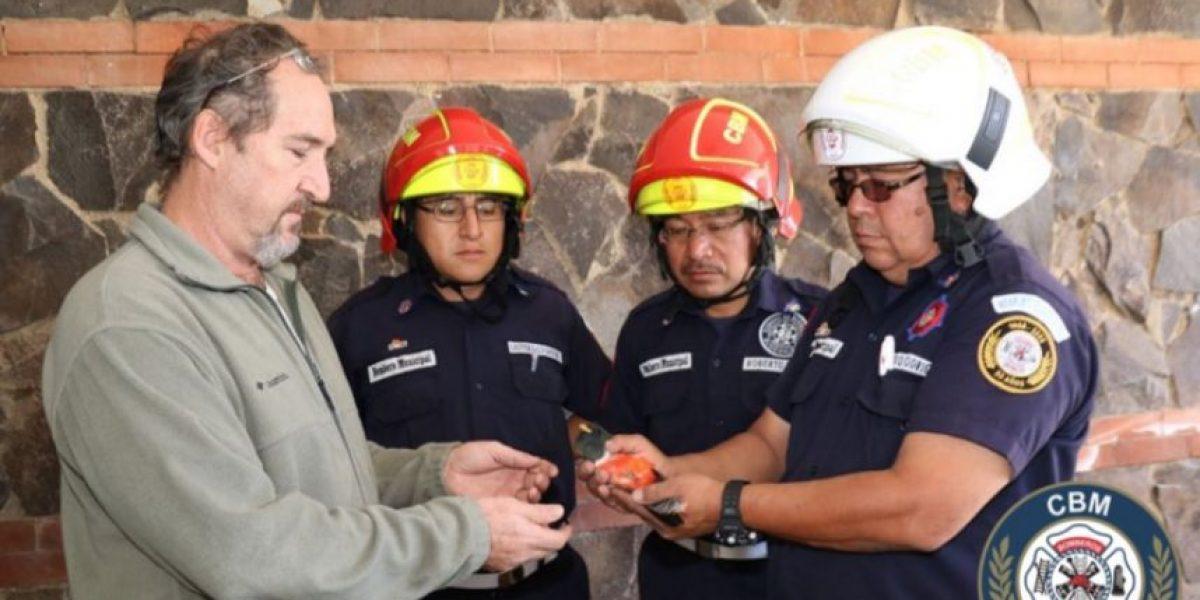 Liberan a pariente del quetzal encontrado en San José Pinula