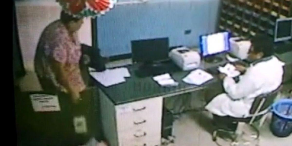Enfermera sorprendida con material quirúrgico del Hospital San Juan de Dios queda ligada a proceso