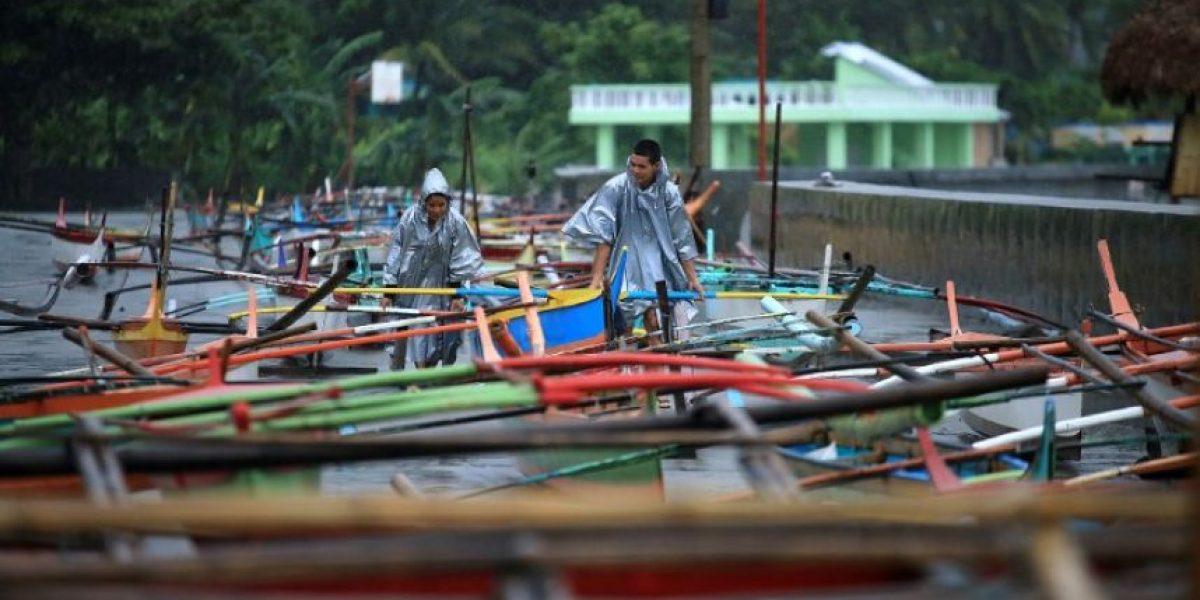 EN IMÁGENES. Tifón Nock-Ten deja estela de destrucción en Filipinas